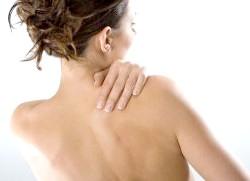 Давящая боль в спине слева